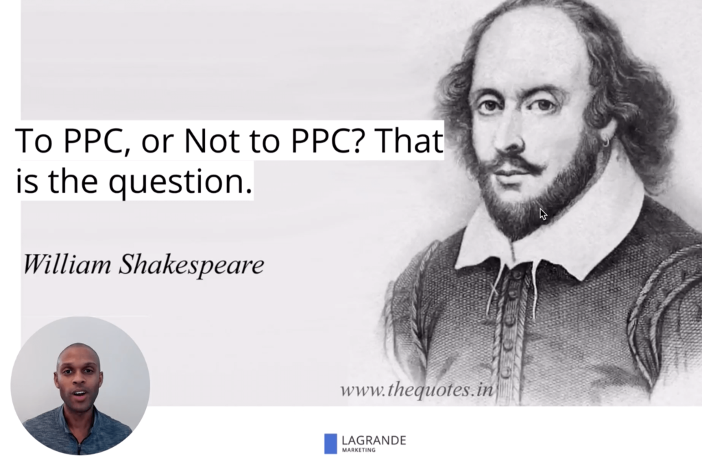 To PPC or Not to PPC 1