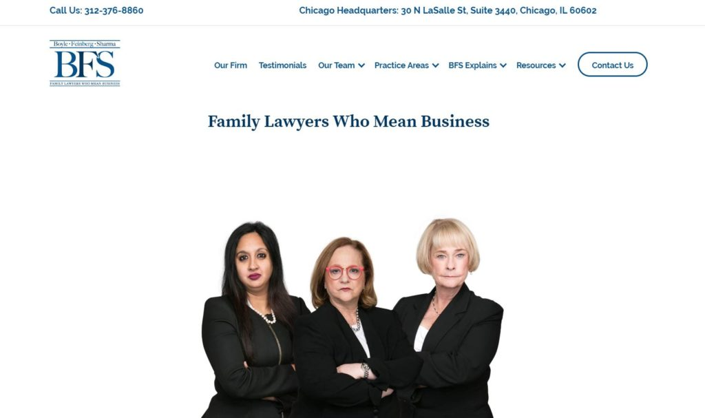boyle-feinberg-sharma-website