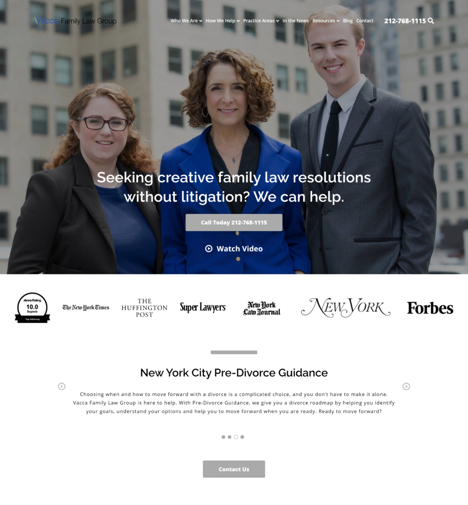 Vacca Family Law Group